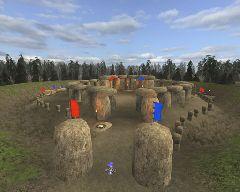 DM-Stonehenge