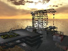 Oil Rig Assault