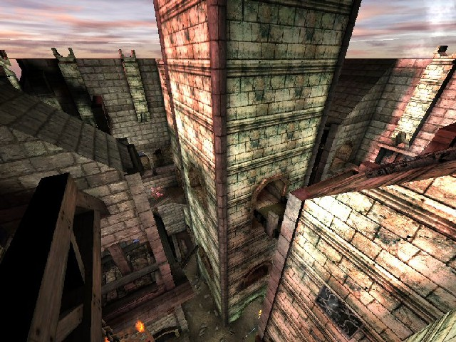 DM-Celtic Tower