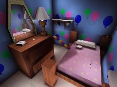 DOM-Bedrooms