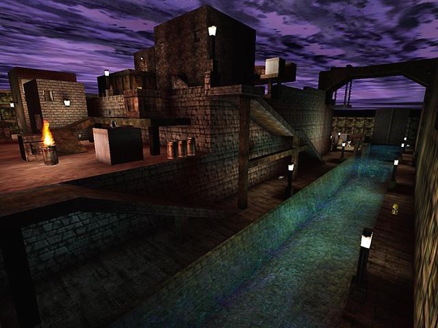 DOM-Dockside
