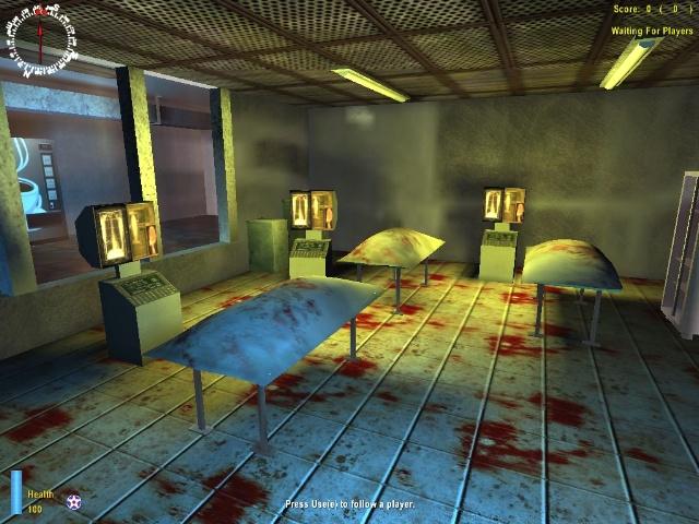 Resident Evil - THE HIVE