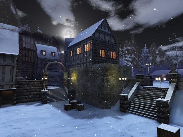Weihnachts Dorf - Navidad 1936