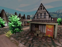 DM-MedievalTown