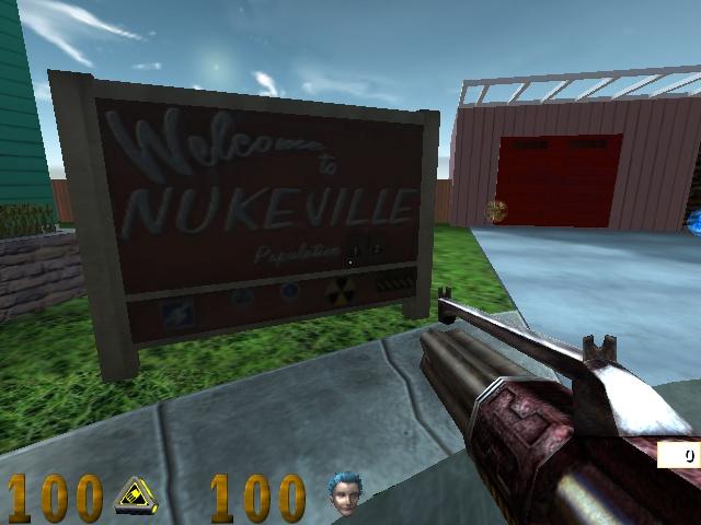 Nukeville