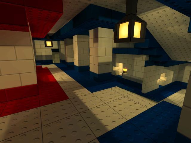 Legocurse