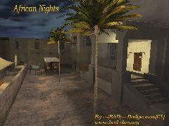 African Nights OBJ