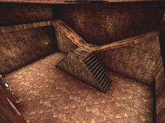 DM Under Temple