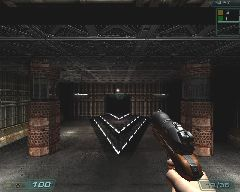 Doom 2 Multiplayer Map One
