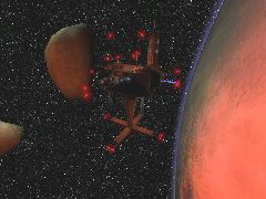 Phobos Moon Classic