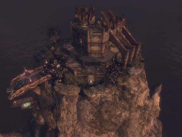 DM-Shrine