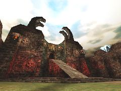 The Temple of Dunamis ][