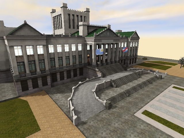 The Legislative Palace