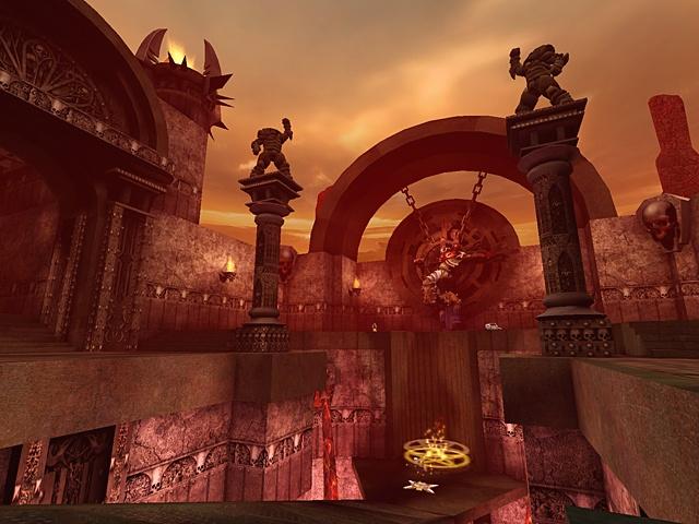 "Q3DM7 ""Temple of Retribution"""
