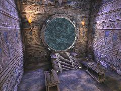 DM-Stargate